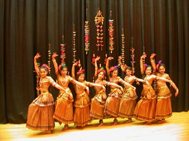 Review - 'Mesmerizing display of dance and culture by Shubanjali ...